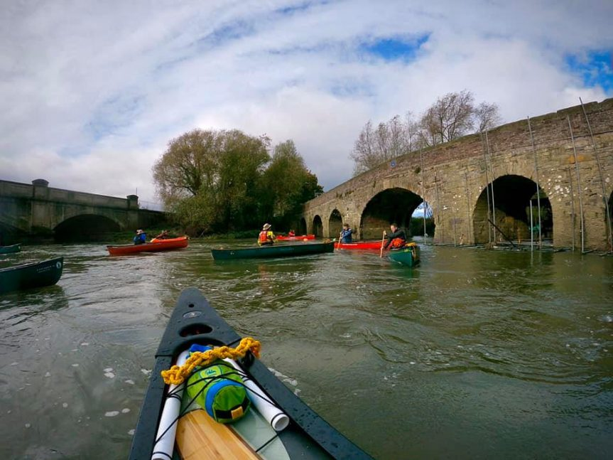 Saturdays November Open Boat Paddle